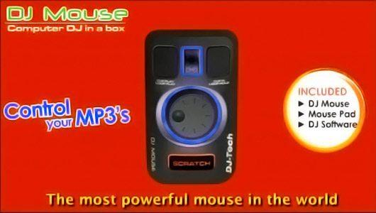 dj Tech Mouse The dj Mouse