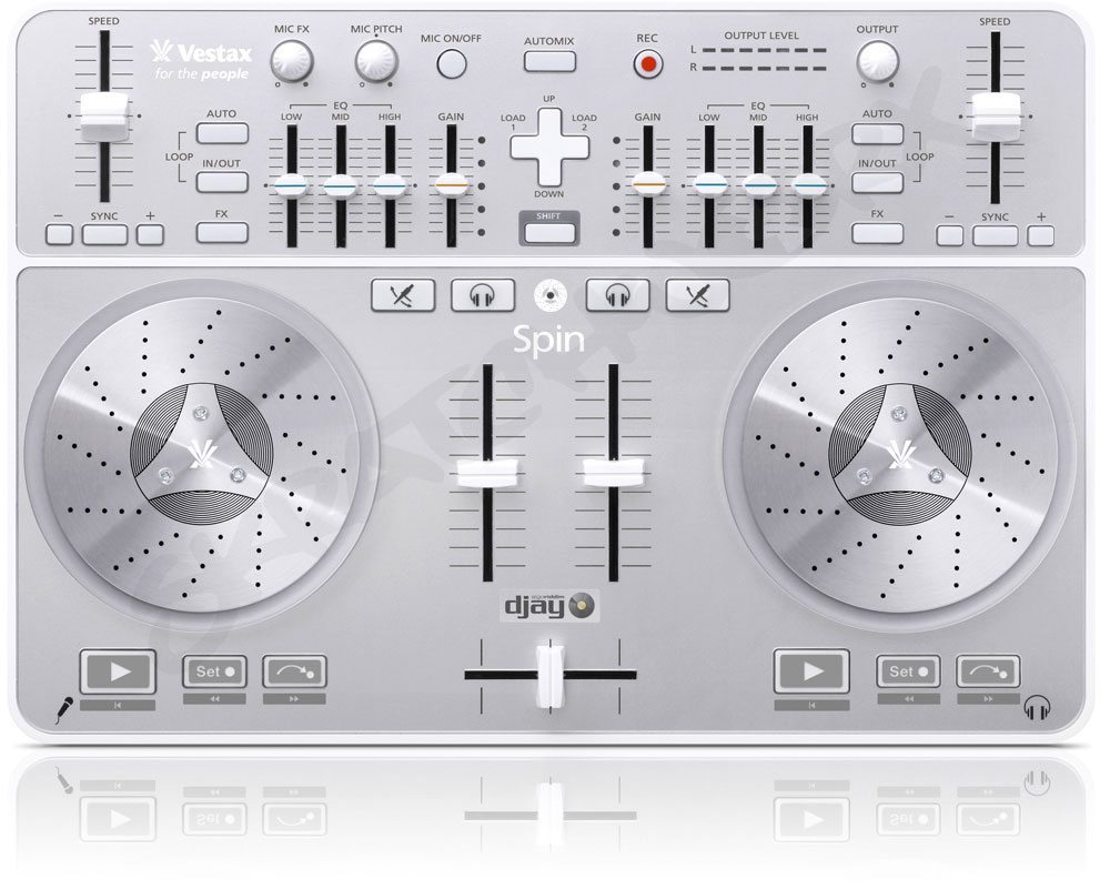 Vestax_Spin_COntroller