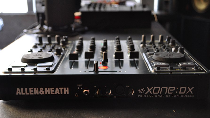 Xone_DX_Controller