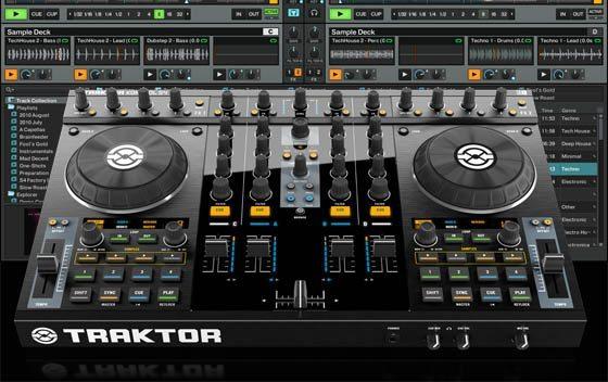 Dj controllers: traktor kontrol s4: downloads | traktor.