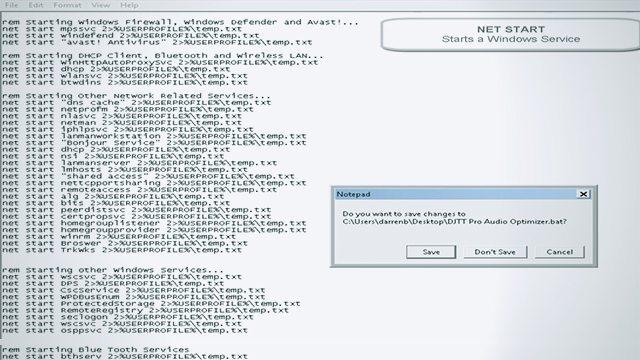 Optimizing Windows for DJing - Part I (Power Script) - DJ TechTools