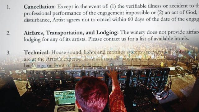 Legal Concerns For Djs Negotiating A Dj Contract  Dj Techtools