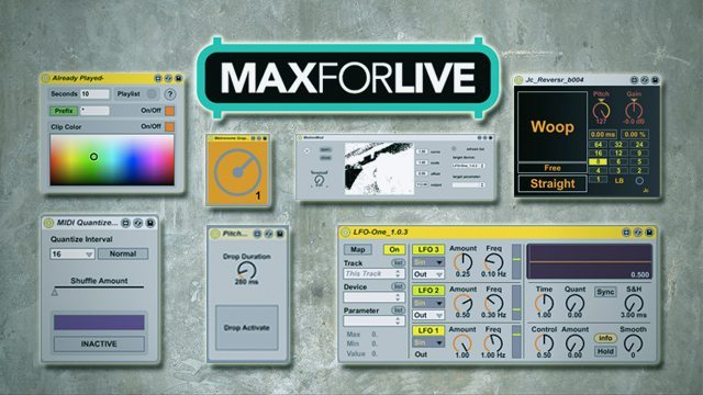 max-for-live