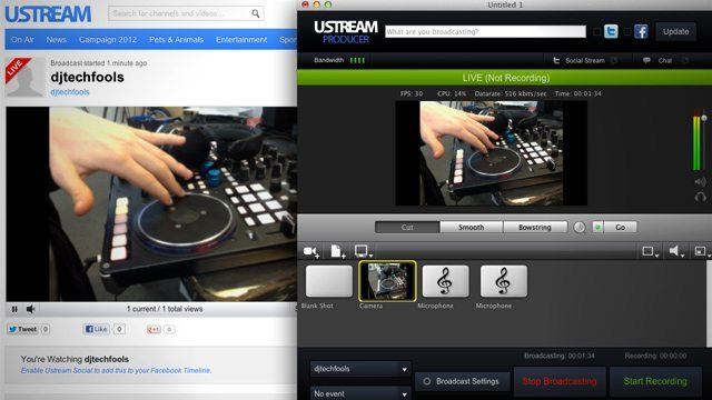 ustream-live