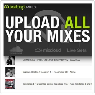 beatport-mixes-upload-all