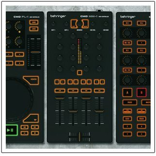 behringer-cmd-series