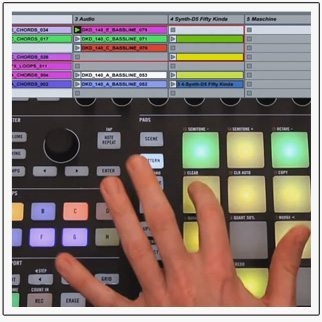 ableton-maschine-template