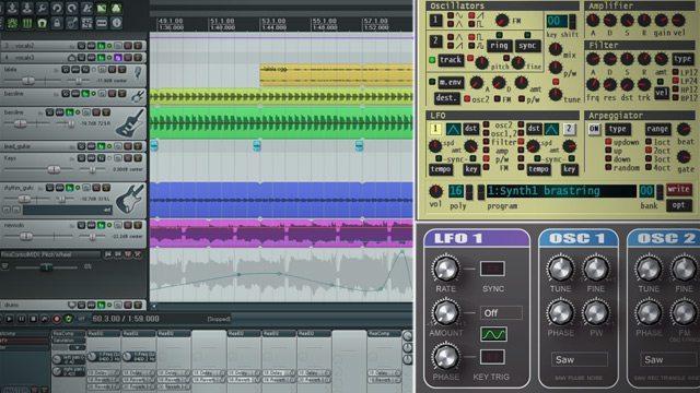full edm mixed audio