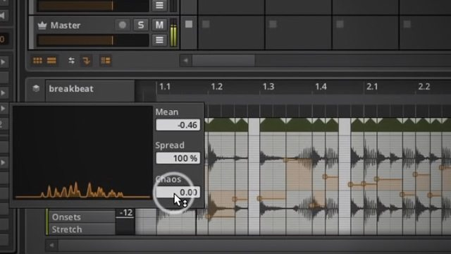 bitwig-audio-clip-editing