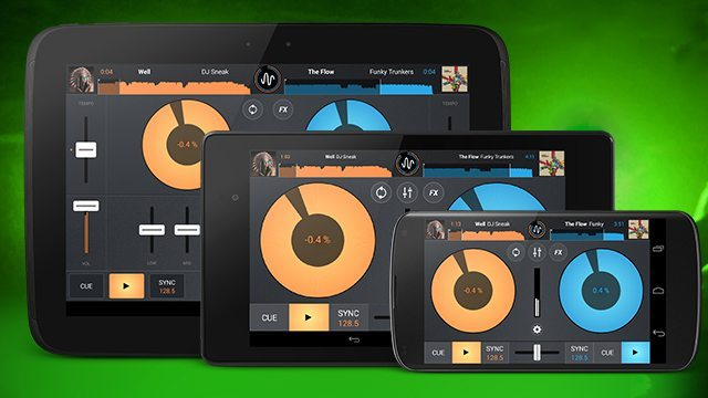 mixvibes-android-dj-app