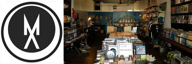 Mount Analog is a recent dance music record store in LA.
