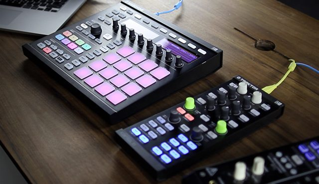Sync and Perform With Maschine + Traktor - DJ TechTools