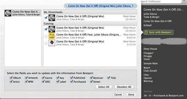 First Look: Beatport Pro DJ Library-Management Software - DJ