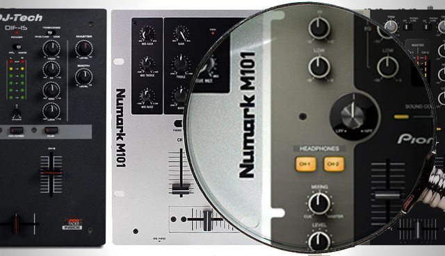 In Search of the Perfect Budget Mixer, Part One - DJ TechTools