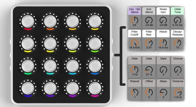 The Basics of Ableton Live MIDI Controller Scripts: Auto