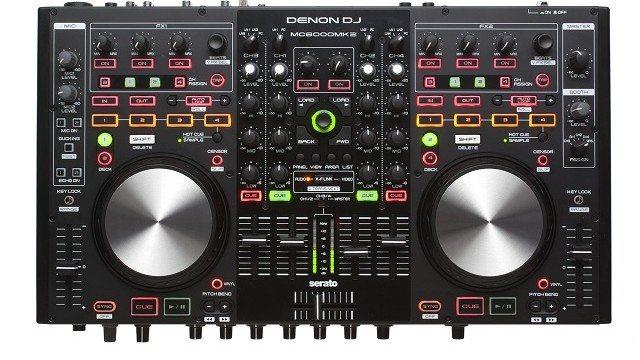 Denon offers full version of Serato DJ for free with MC6000MK2