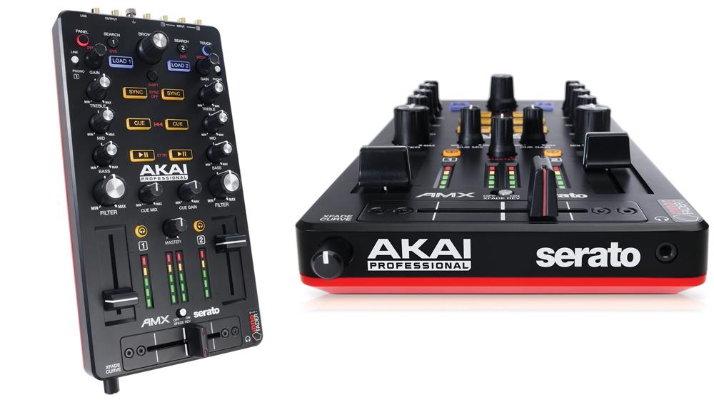Midi Deck Serato a Midi Mixer For Serato Djs