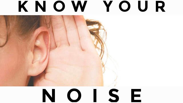 Know Your Noise has been created by the National Acoustic Laboratories (NAL) and is funded by the Australian Government Department of Health.