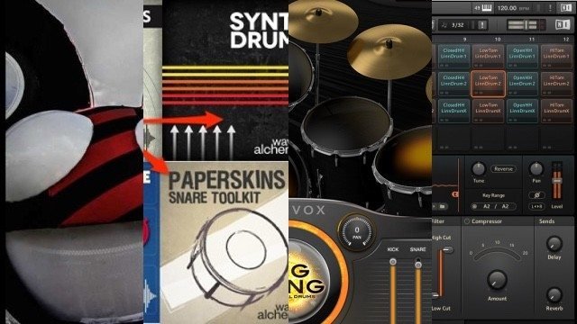 Drum Samples Collections