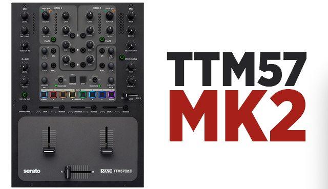namm 2015 rane 39 s ttm57 mkii mp2015 rotary mixer dj techtools. Black Bedroom Furniture Sets. Home Design Ideas