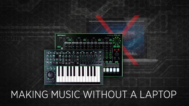 Making Music Live with Synths, Drum Machines and more - DJ