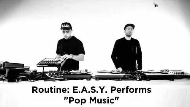 "E.A.S.Y. ""Pop Music"""