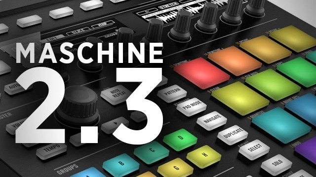 maschine-23-update