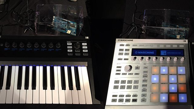 maschine-and-komplete-keyboard