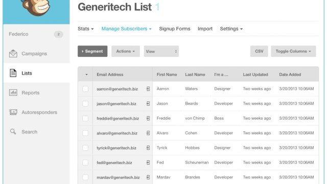 Mailchimp_Mailing_List