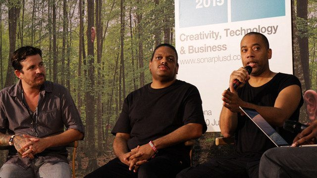 Stems: Luciano, Carl Craig + Kerri Chandler Discuss The New Music Format