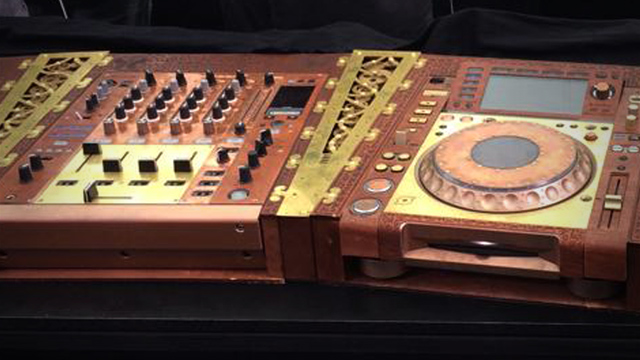 tomorrowland-cdj-djm-custom