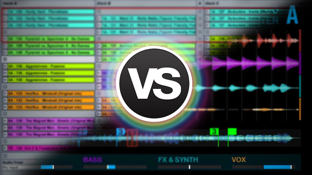 Traktor Stems VS Ableton Live - LIve Performer Switch?