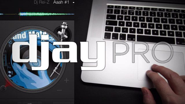djay Pro Multitouch