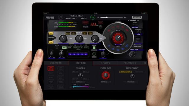 rmx-1000-ipad