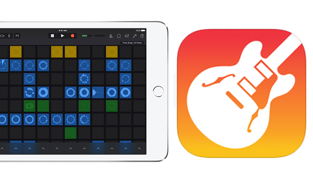 Apple GarageBand Review: iOS 2 1 with Live Loops & Remix FX