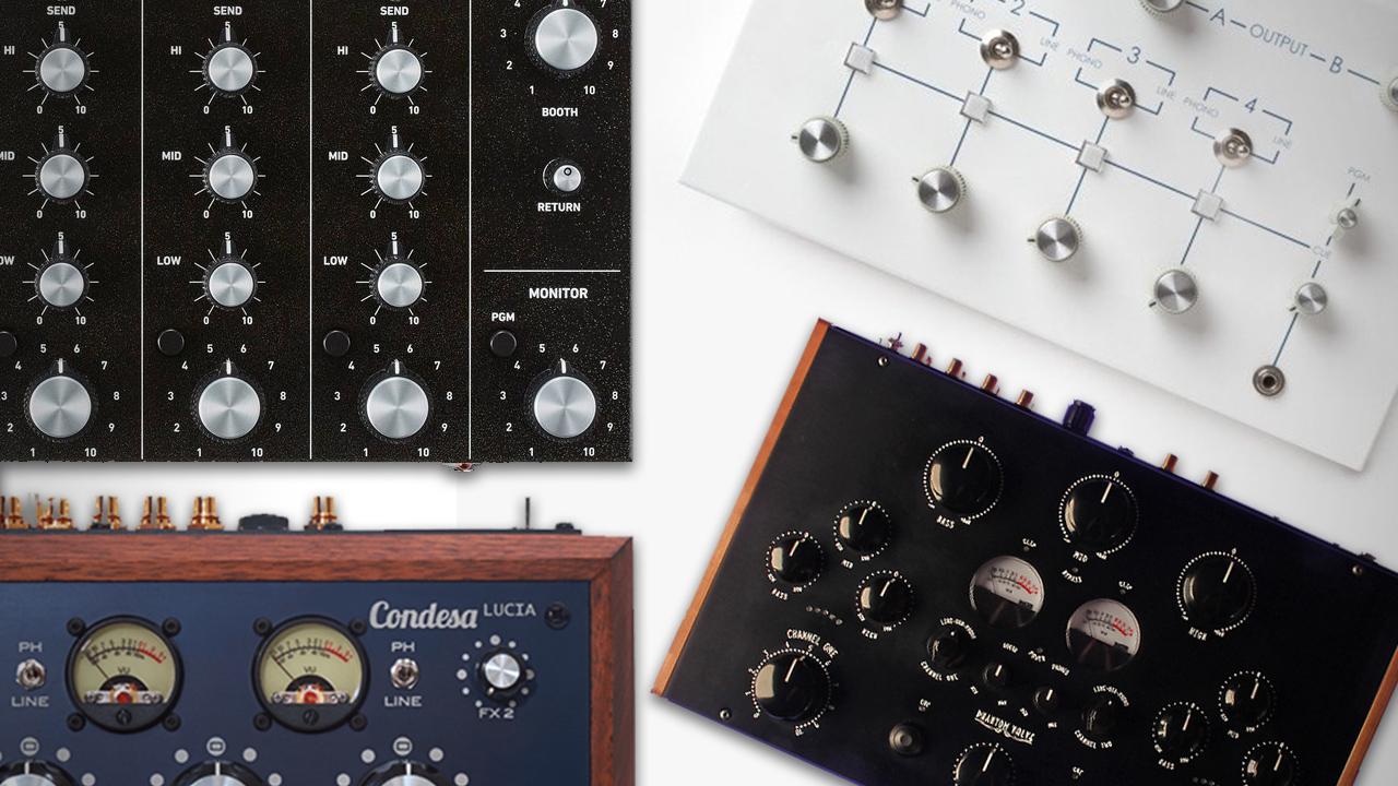 Rotary Mixers: The New Boutique DJ Tool? - DJ TechTools