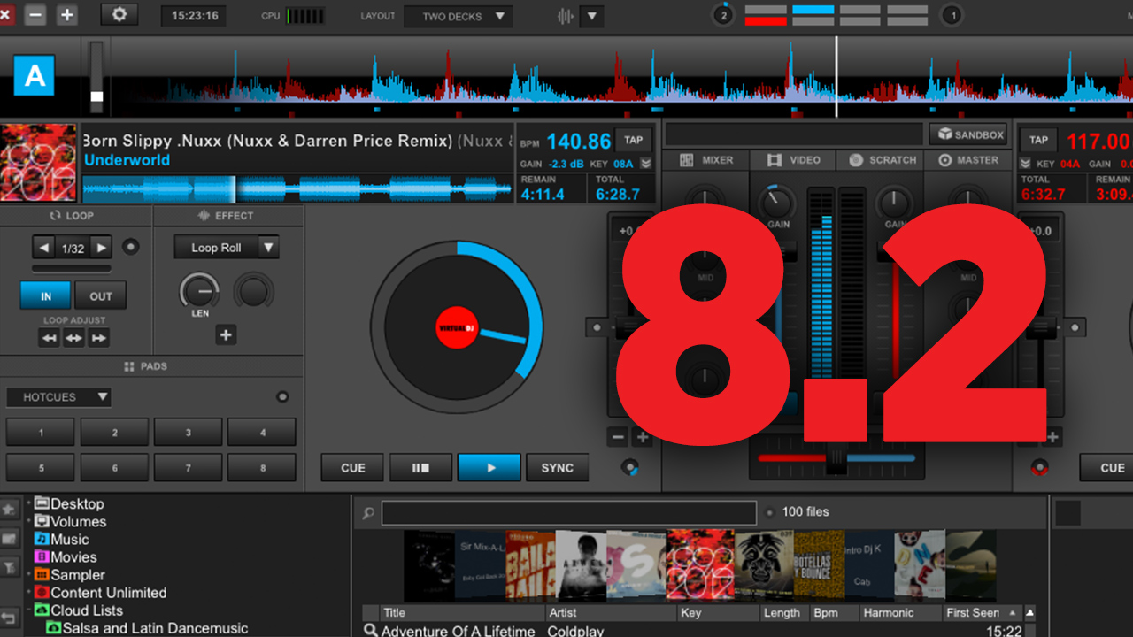 virtual dj gratis 7
