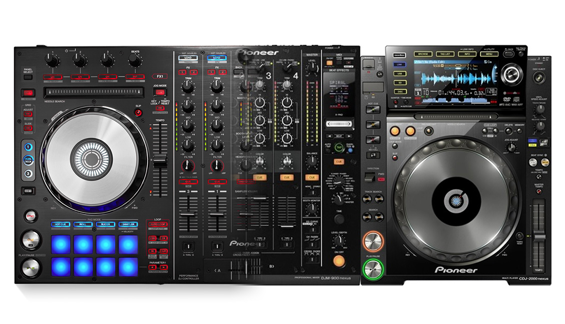 DDJ to CDJs: Practicing For CDJs With A Pioneer DJ
