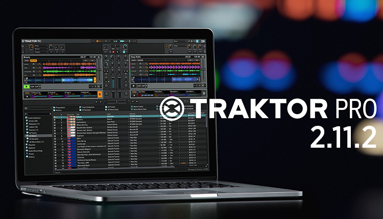 Traktor Pro 2 11 2 Launches: Native Access Support + Bug Fixes