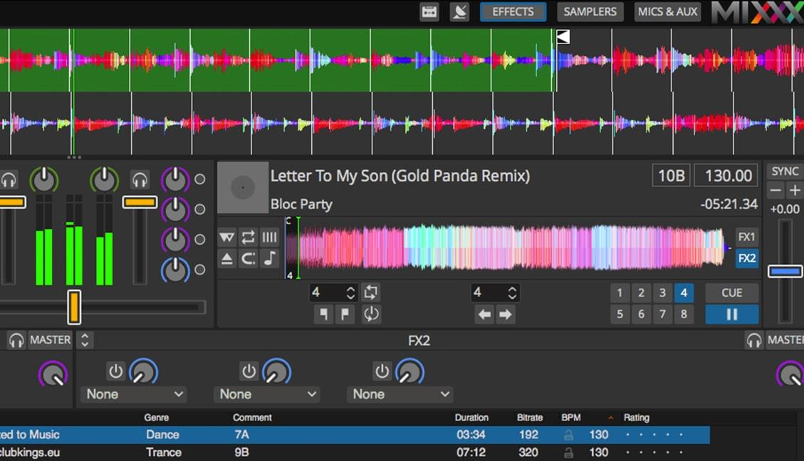 Mixxx 2.1: Free DJ Software Gets A Major Update
