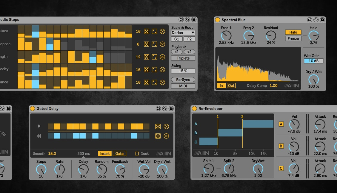 Ableton Releases Free Creative Extensions Tools for Fun Sound Design