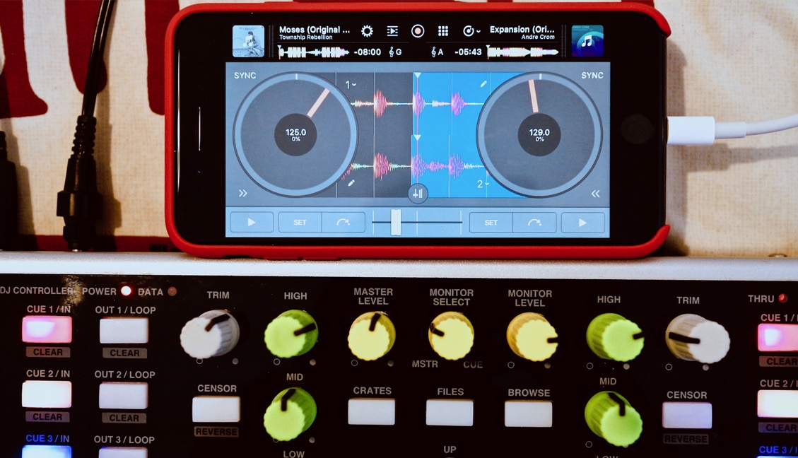 How To Use Any Controller With djay Pro + Cross DJ Pro iOS DJ Apps