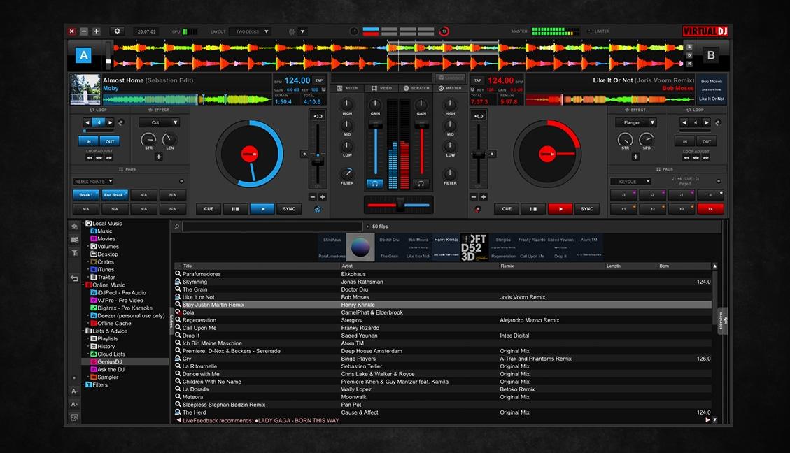 Review: VirtualDJ 2018 Outmatches Serato DJ Pro, Traktor Pro 3 In